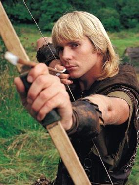 Robin Of Sherwood, la série de 1984