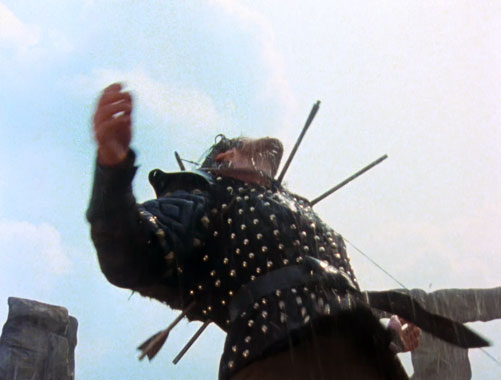 Robin of Sherwood S01E01 : Robin des Bois et le Sorcier (1984)