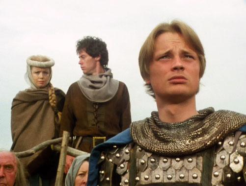 Robin Of Sherwood S01E03: La sorcière de Elsdon