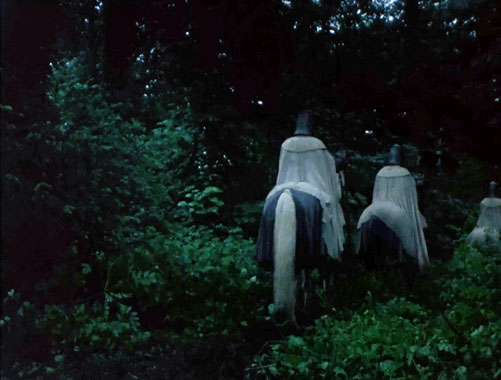 Robin Of Sherwood S01E04 : Sept pauvres chevaliers (1984)