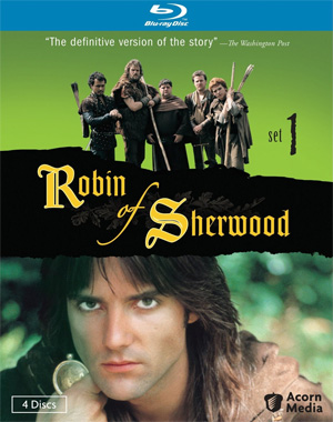 Robin of Sherwood, la série télévisée de 1984