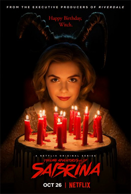 The Chilling Adventures of Sabrina, la série télévisée de 201_