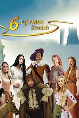 Les contes de Grimm, la série de 2008