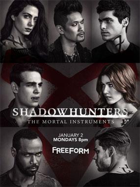 Shadowhunters, la saison 2 de 2017 de la série télévisée de 2016