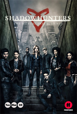 Shadowhunters, la saison 3 de 2018 de la série télévisée de 2016