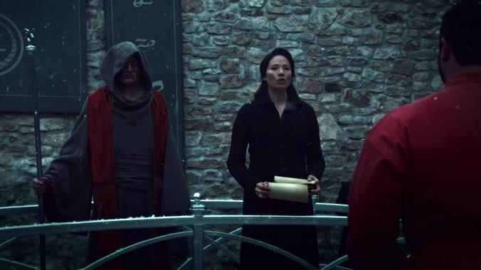 Shadowhunters S03E09: La Famille avant tout (2018)