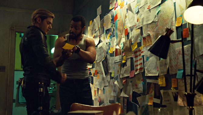 Shadowhunters S03E11: Âmes égarées (2019)