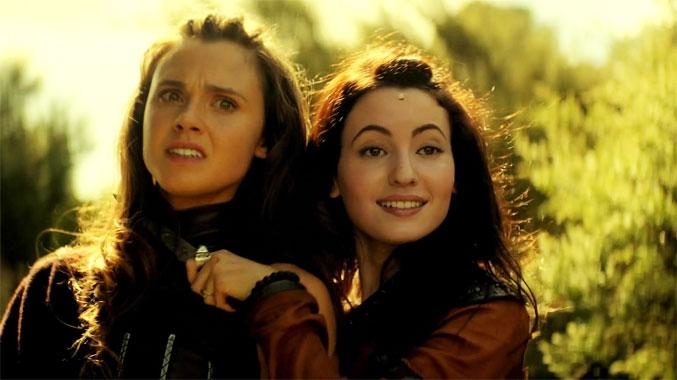 Les chroniques de Shannara S01E03: La Furie (2016)