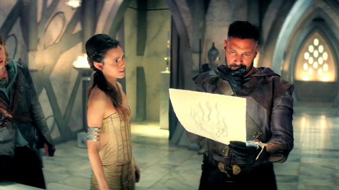 Les Chroniques de Shannara S01E04: Le métamorphe (2016)