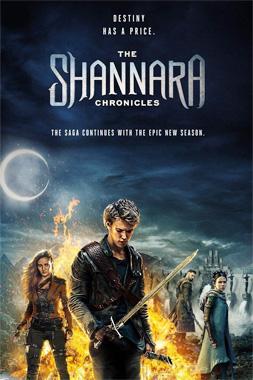 Les Chroniques de Shannara, la saison 2 de 2017 de la série ttélévisée de 2016