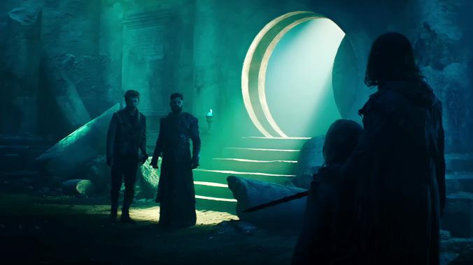 Les Chroniques de Shannara S02E05: Paranor (2017)