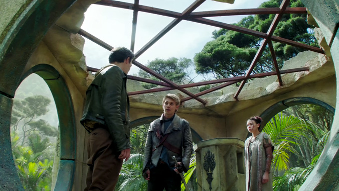 Les Chroniques de Shannara S02E06: Pourpre (2017)