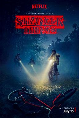Stranger Things, la série télévisée de 2016