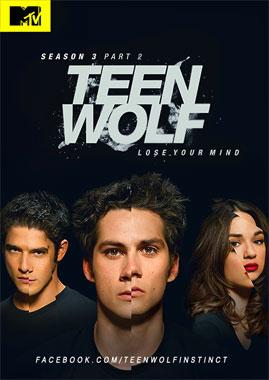 Teen Wolf, la saison 3B de 2014 de la série de 2011.