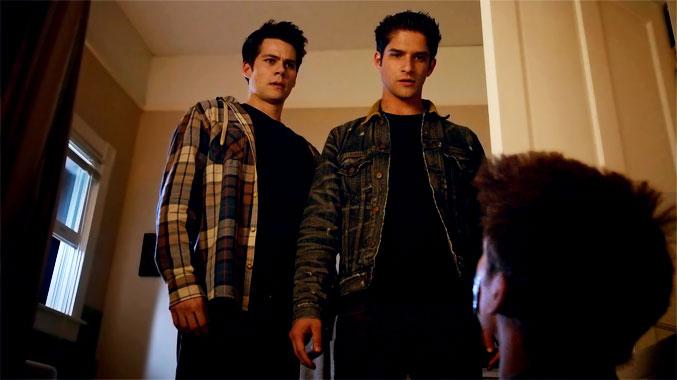 Teen Wolf S04E04: Le bienfaiteur (2014)