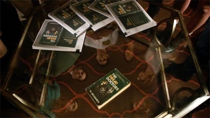 Teen Wolf S05E06: Le livre de la mort (2015)