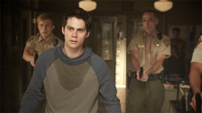 Teen Wolf S05E11: La dernière chimère (2015)
