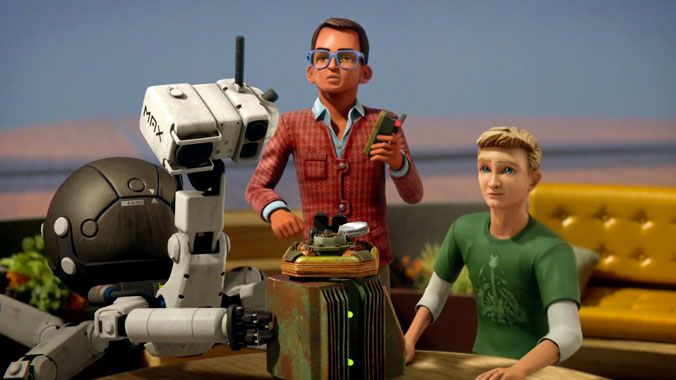 Thunderbirds Are Go (2015) Saison 1 épisode 1