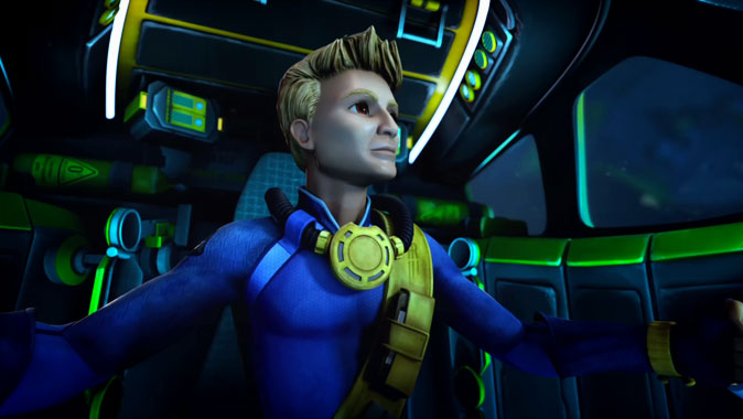 Thunderbirds Are Go S01E19: Extraction (2015)