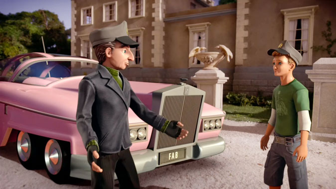 Thunderbirds Are Go S01E22: Conducteur désigné (2015)