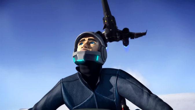 Thunderbirds Are Go S01E24: Posé-décollé (2015)