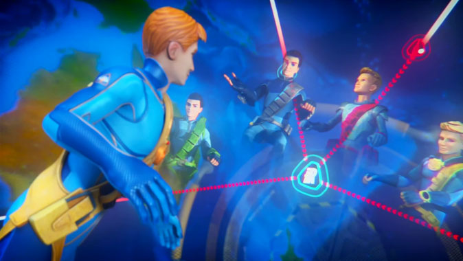 Thunderbirds Are Go S01E26: Héritage (2016)