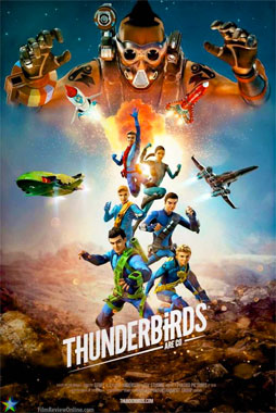Thunderbirds Are Go, la saison 2 de 2016 de la série animée de 2015
