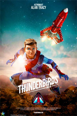 Thunderbirds Are Go! Les sentinelles de l'Air, la série de 2015: Alan Tracy