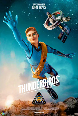Thunderbirds Are Go! Les sentinelles de l'Air, la série de 2015: John Tracy