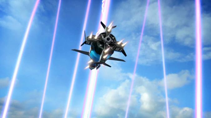 Thunderbirds Are Go S02E16: L'éclair tombé du ciel (2017)
