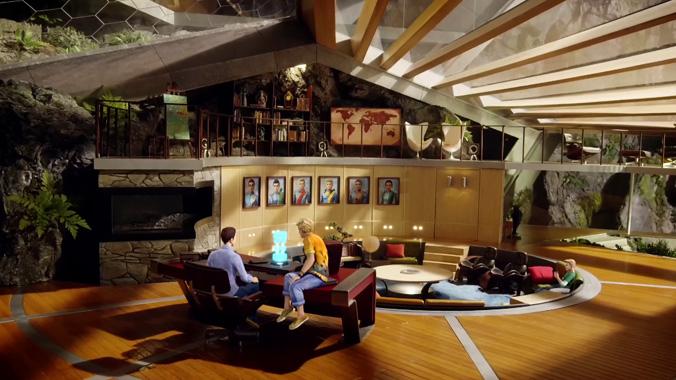 Thunderbirds Are Go S02E20: Un agent très spécial (2017)