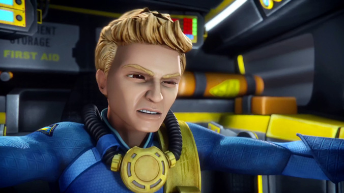 Thunderbirds Are Go S02E25: Hyper-Vitesse (2017)