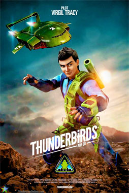 Thunderbirds Are Go! Les sentinelles de l'Air, la série de 2015: Virgil Tracy