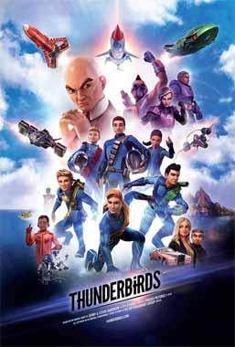 Thunderbirds Are Go, les sentinelles de l'air, la saison 3 de 2018 de la série télévisée de 2015