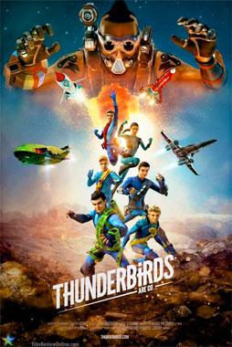Thunderbirds Are Go / Les sentinelles de l'air, la saison 2 de 2016 de la série animée de 2015