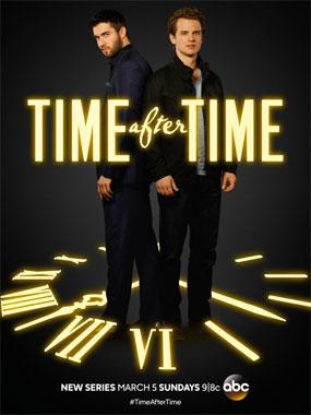 Time After Time, la série télévisée de 2016