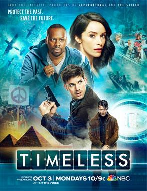 Timeless, la série télévisée de 2016