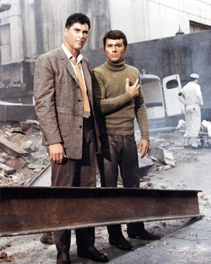 Au cœur du Temps, la série télévisée de 1966