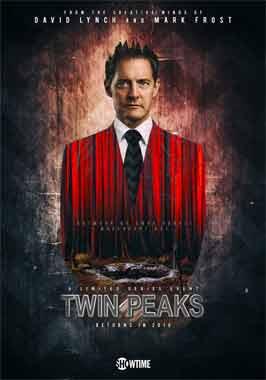 Twin Peaks, la saison 3 de 2017 de la série télévisée de 1990