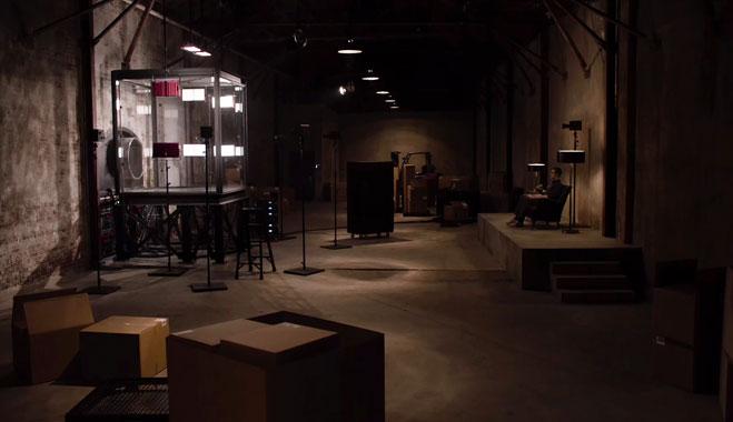 Twin Peaks S03E01: Le retour - première partie (2017)