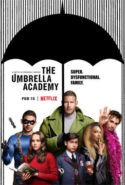 The Umbrella Academy, la série télévisée de 2019