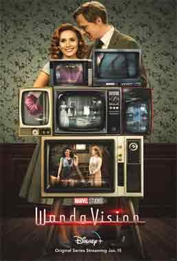 Marvel : WandaVision, la série télévisée de 2021