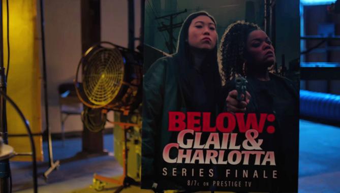 Weird City S01E06: En deçà (2019)