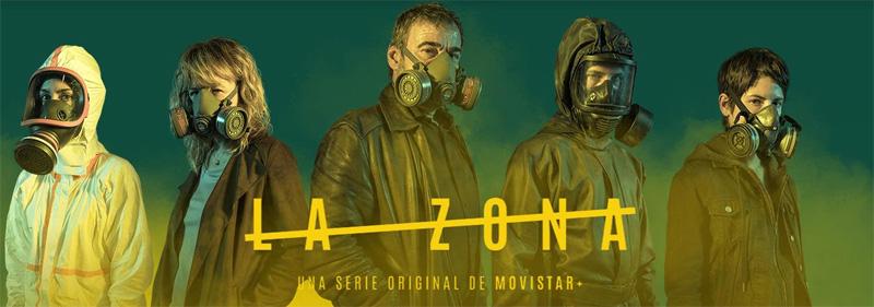 La Zona - La Zone, la série télévisée de 2018