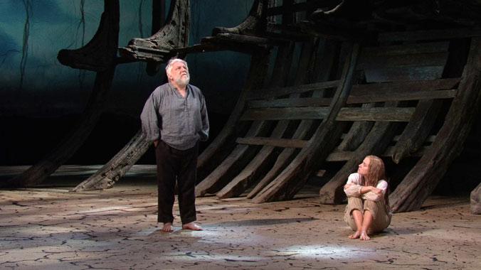 La Tempête, la pièce de théâtre de 2017