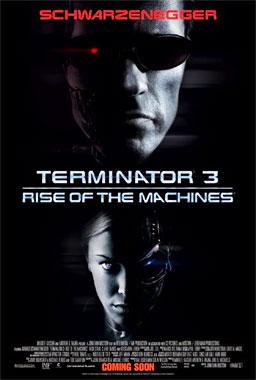 Terminator 3: Le soulèvement des machines, le film de 2003