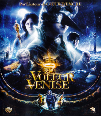 Le voleur de Venise (2006) le blu-ray français