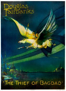 Le voleur de Bagdad, le film de 1924