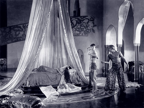 Le voleur de Bagdad (1924) photo