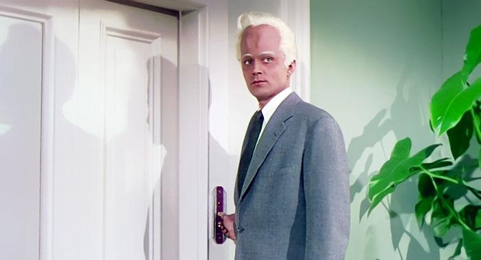 Les survivants de l'infini, le film de 1955
